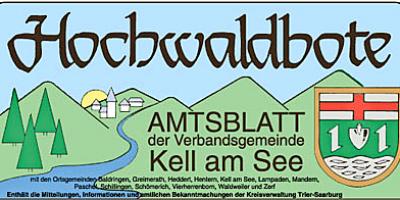 Titel Amtsblatt Kell